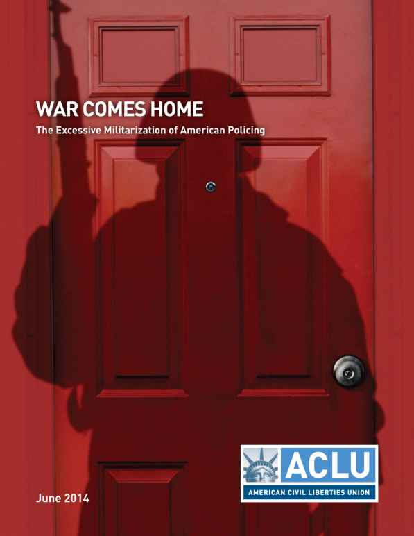 war comes home report cover