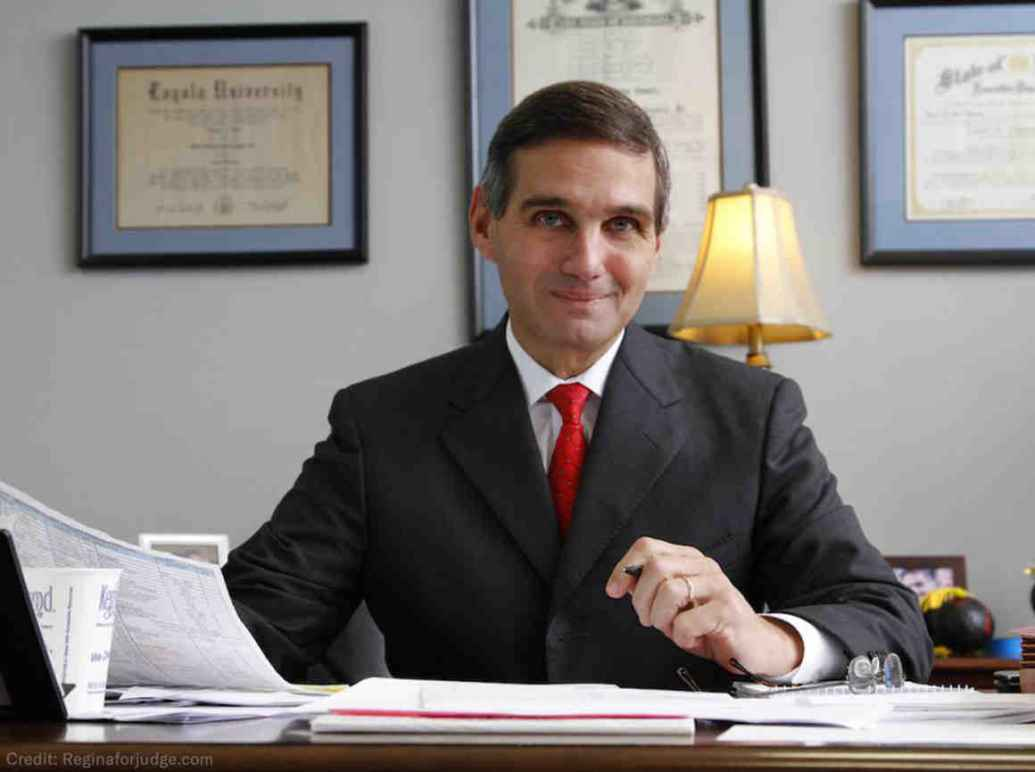 District Attorney Leon Cannizzaro