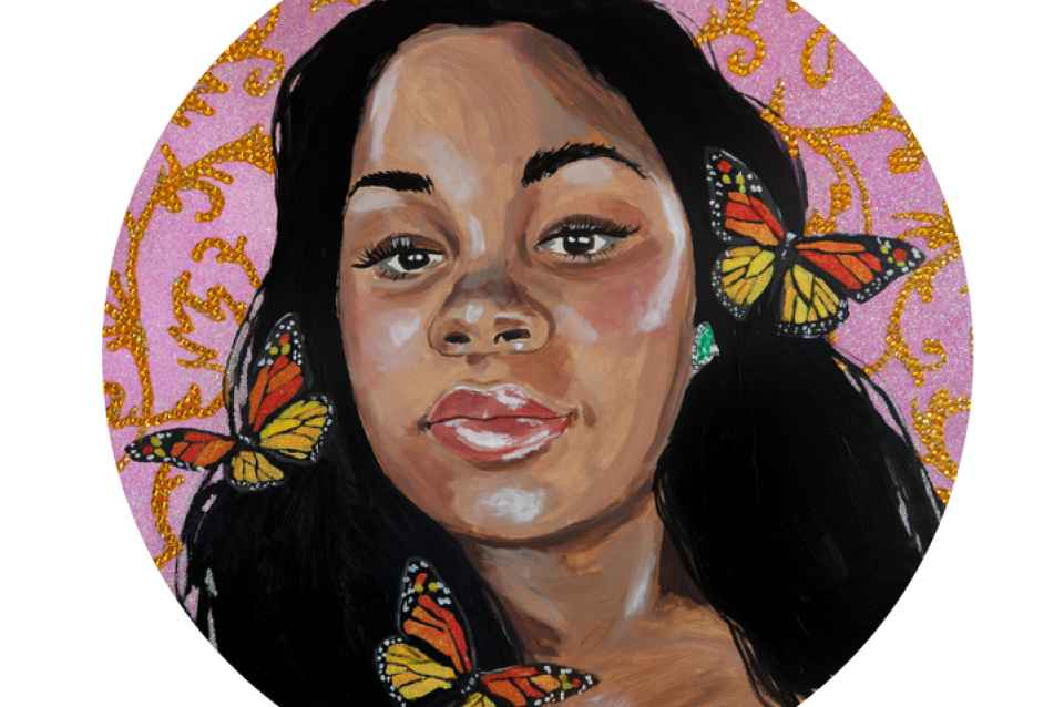 Portrait Of Breonna Taylor By New Orleans Artist Ashley Longshore Raises Funds For Aclu Of Louisiana Aclu Of Louisiana