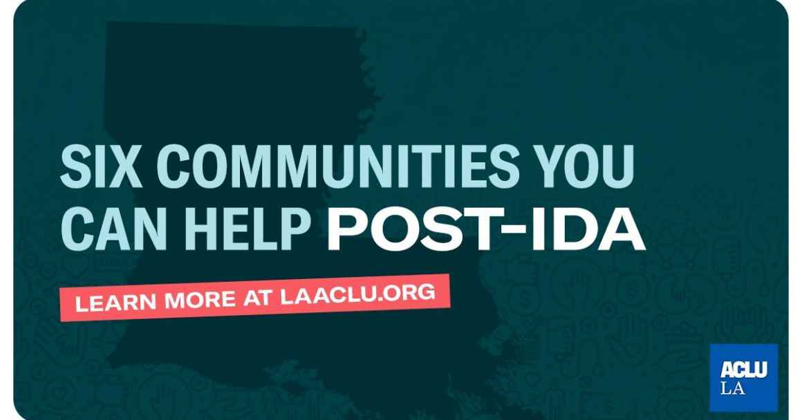 Supporting Our Community Post-Ida